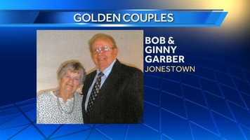 Jan. 6, 2014: Bob and Ginny Garber, of Jonestown, are celebrating 60 years of marriage. They met when they were 5-years-old.