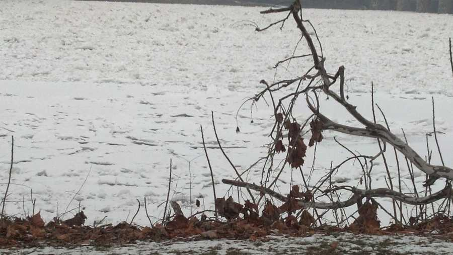 """The National Weather Service has detected an ice jam on the Susquehanna River south of the inlet of the Swatara Creek in Middletown, and the Harrisburg Fire Department is closely monitoring developments,"" said Harrisburg Acting Fire Chief Brian Enterline on Thursday."