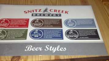 The Snitz Creek Brewing Company opened shop Thursday in Lebanon.