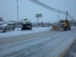 Fruitville Pike and Rt. 72 in Lancaster County.