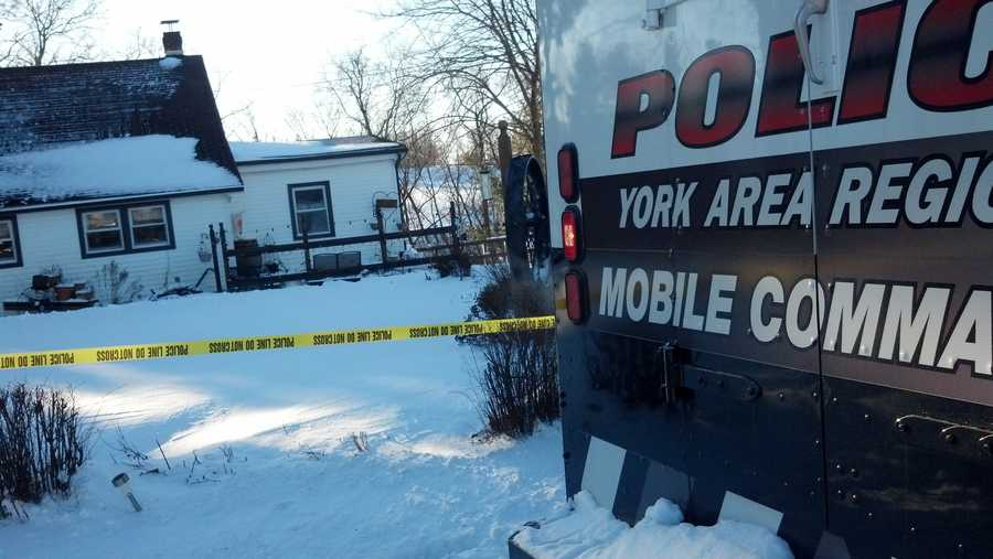 Around 3 a.m., officers entered the home and found Snyder and his girlfriend, Jessica Mellinger, 24, of New Freedom dead.