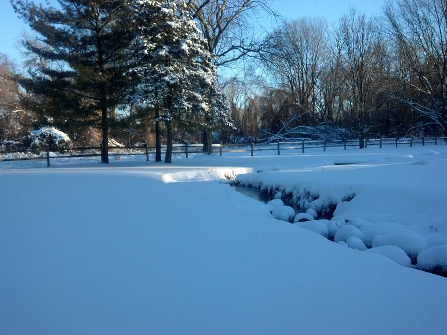 Farmingdale Road, East Hempfield Township, Lancaster County, 8:20 a.m. Wednesday.