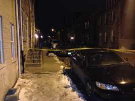 The girl was shot on the 400 block of High Street in Lancaster around 6:30 p.m. Tuesday, Jan. 28.