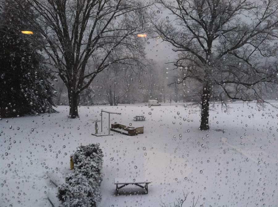 Lancaster Township, Lancaster County, 7 a.m. Monday.