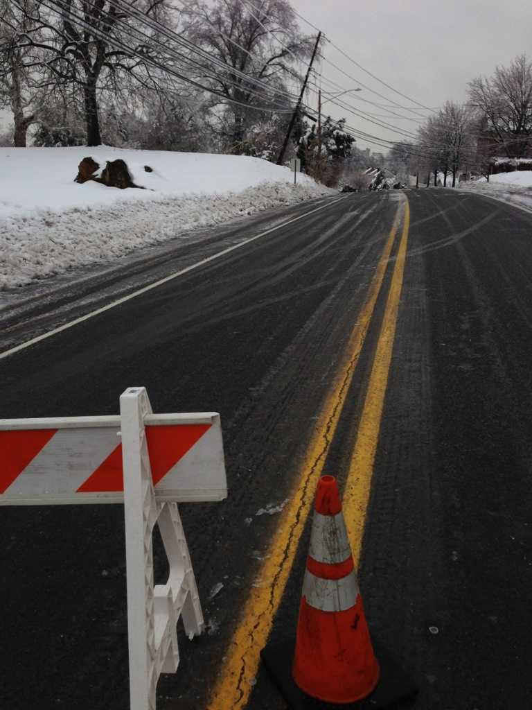 Near the intersection of Rohrerstown Road and Oreville Road, East Hempfield Township, Wednesday morning.