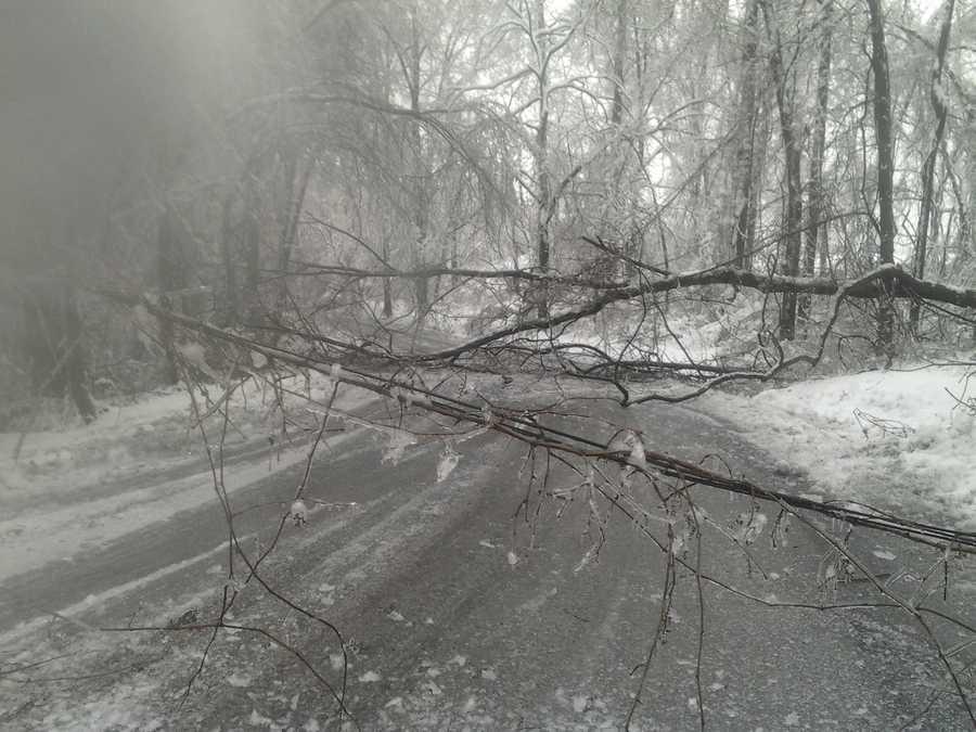 York County, Wednesday morning.