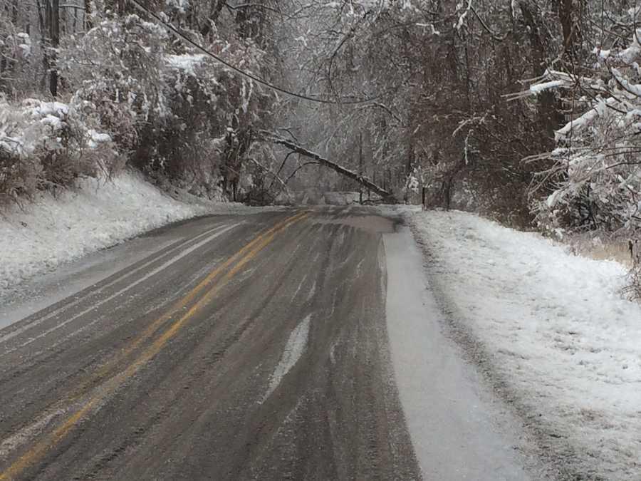 Alpine Road, Springettsbury Township, 9:10 a.m. Wednesday.