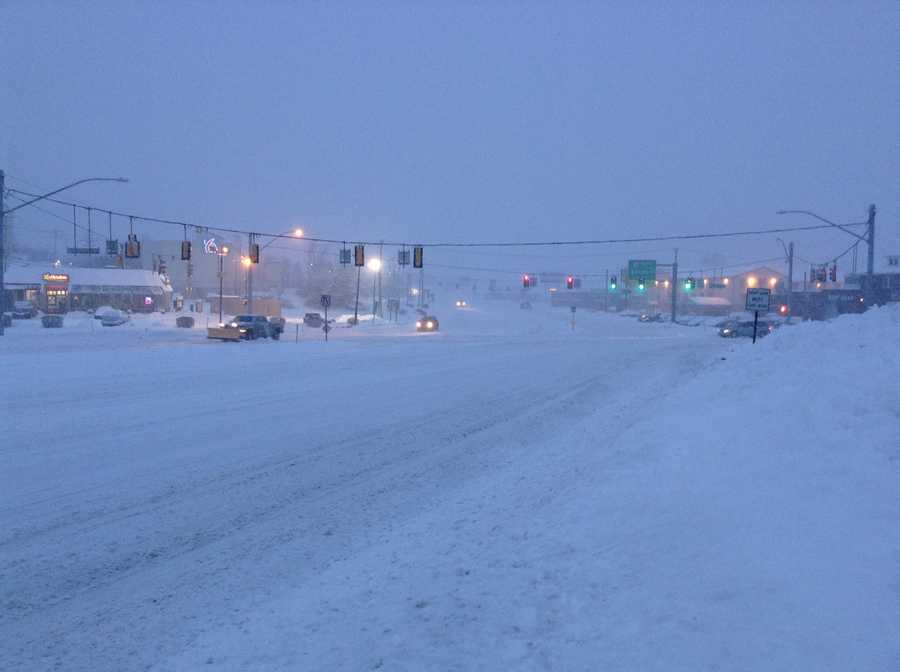 Manchester Township, York County. North Gate shopping center at 7 a.m. Thursday.