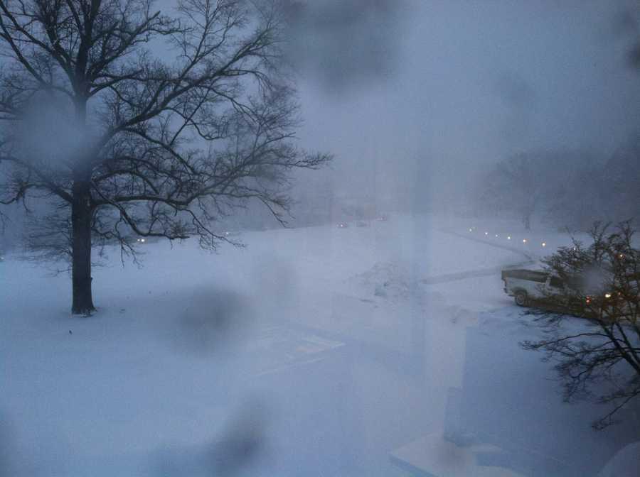 Columbia Avenue, Lancaster Township, 7:15 a.m. Thursday.