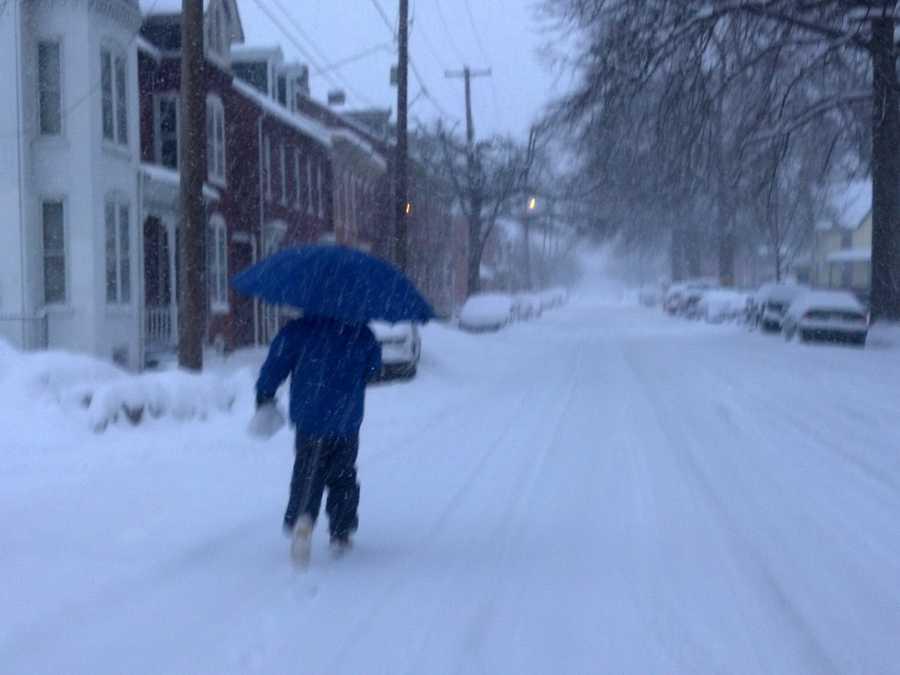 Columbia, Lancaster County, 7:30 a.m. Thursday.