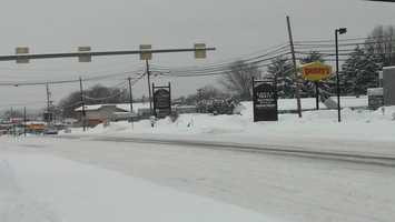 Hampden Township, Carlisle Pike, 11:15 a.m. Thursday.