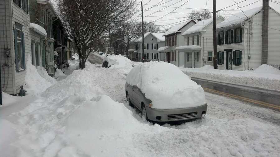 Mechanicsburg, York Street, 2:30 p.m. Thursday.