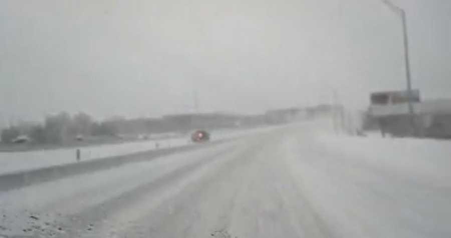 Route 30, Lancaster, around 9 a.m. Thursday.