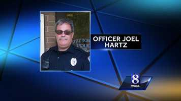 The shooting happened around 3 a.m. on Dec. 21 at a home in the 100 block of Arrowhead Drive. Officer Joel Hartz, a 23-year-veteran, shot and killed David Giliberti, 22, after a struggle.
