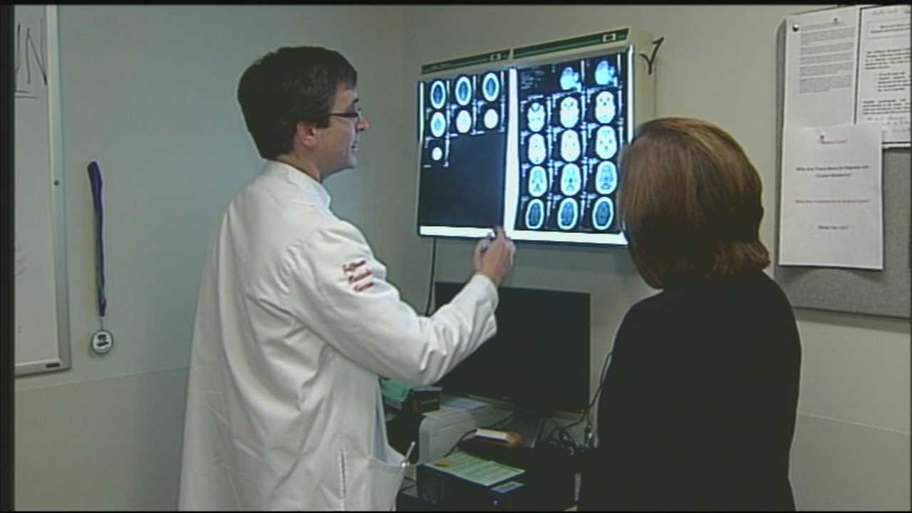 Cluster headaches cause agony for sufferers