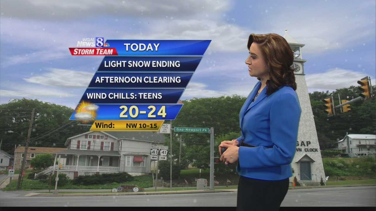 News 8 Today at 5:00am