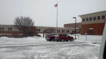 Monday, 7:40 a.m., Solanco High School, Lancaster County.