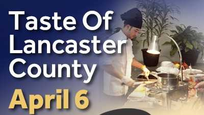 Central PA Food Bank Taste of Lancaster County 2014