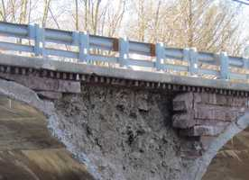 The Duke Street bridge in Hummelstown, Dauphin County has critical deficiencies.