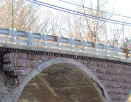 It's anticipated that the bridge will remain closed until mid-April (weather permitting) when temporary repairs will be completed.