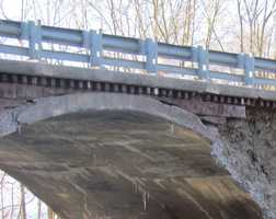 The county's engineer will continue to monitor the bridge. If inspections reveal further degradation, officials say a complete closure of the bridge could happen again.