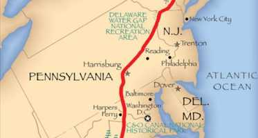 Hike on the Appalachian Trail! Cumberland County is home to the midway point of the 2,180-mile trail, where hikers can enjoy a half-gallon of Hershey's ice cream. See www.appalachiantrail.org.