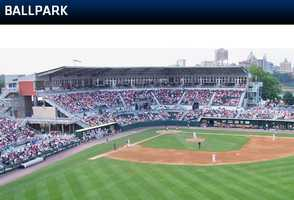 Explore Harrisburg City Island. The area is home to Metro Bank Park Stadium, stores, 'Pride' riverboat and hosts archaeological treasures of the Susquehannocks and Iroquois tribes. See www.visitpa.com.