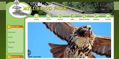 Go birdwatching! Spot beautiful birds and walk the trails at Wildwood Park in Harrisburg, PA. Visit www.wildwoodlake.org to learn more.