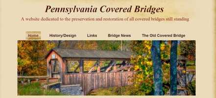 Explore local bridges like Jack's Mountain Bridge in Adams County, constructed in 1894 by Joseph Smith. Find more bridges atwww.pacoveredbridges.com.