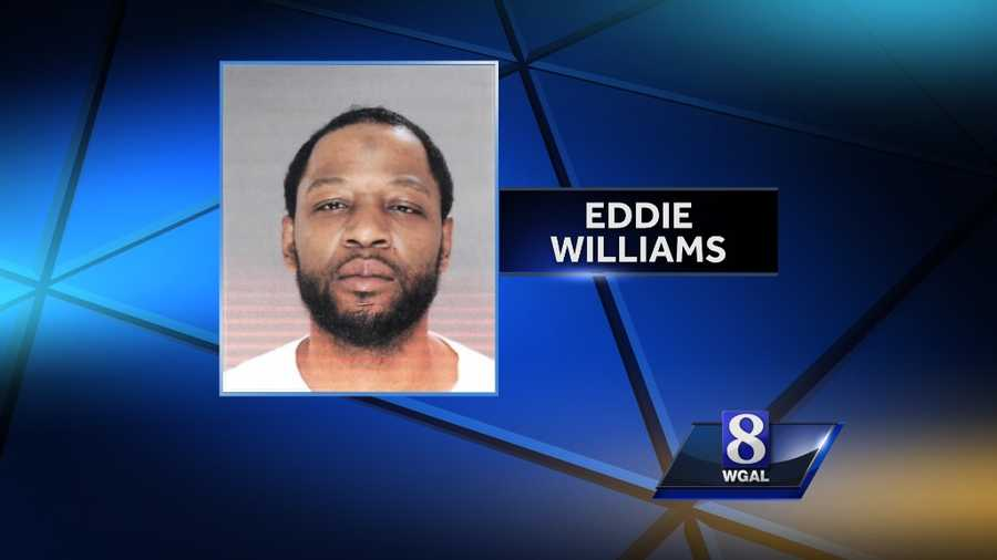 Police said Williams got away and should be considered armed and dangerous.