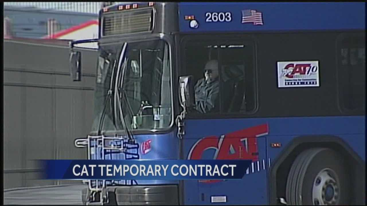 3.12.14 Video: CAT contract