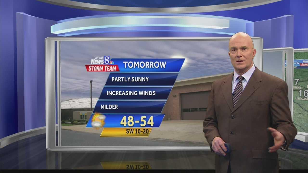 News 8 at 5:00