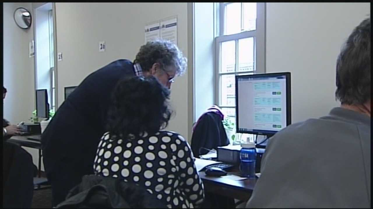 ACA signups in York County 3.14.14