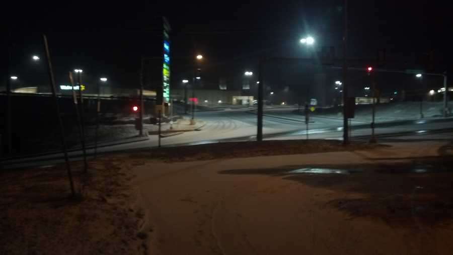 York County near I-83, across from Newberry Pointe Center, 6:15 a.m. Monday.