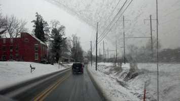 Washington Boro, Lancaster County, 8 a.m. Monday.