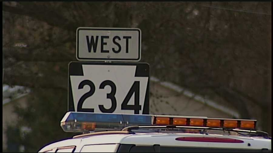 The crash happened on Route 234 in Butler Township.
