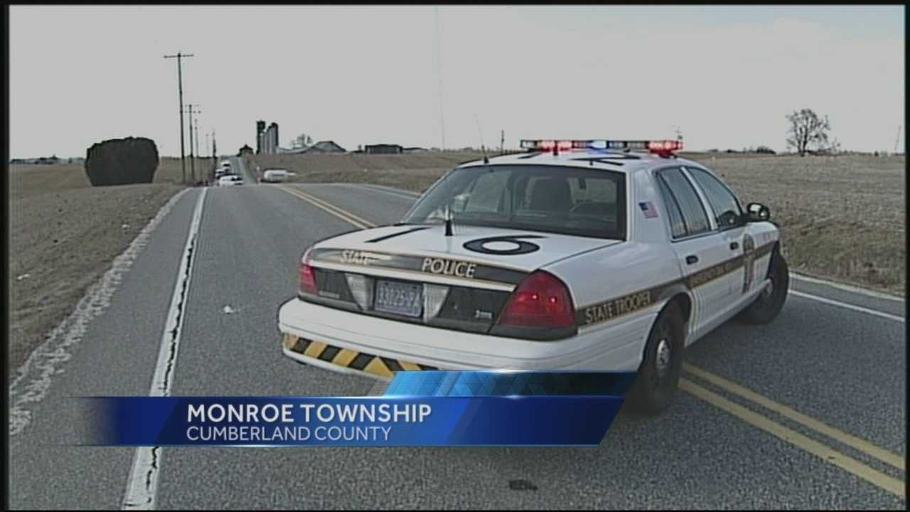 A Cumberland County man was killed Thursday when police say his bike ran into the side on an oncoming fuel truck.