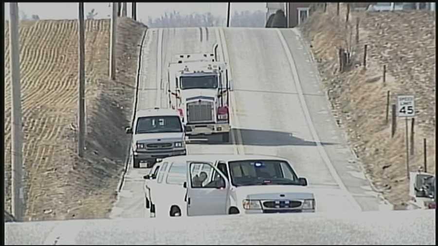 The victim has been identified as David Wilson, 41, of Mechanicsburg.