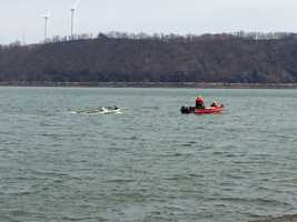 Hellam Township police Chief Mark Sowers said the search was called off Tuesday afternoon because of bad weather.