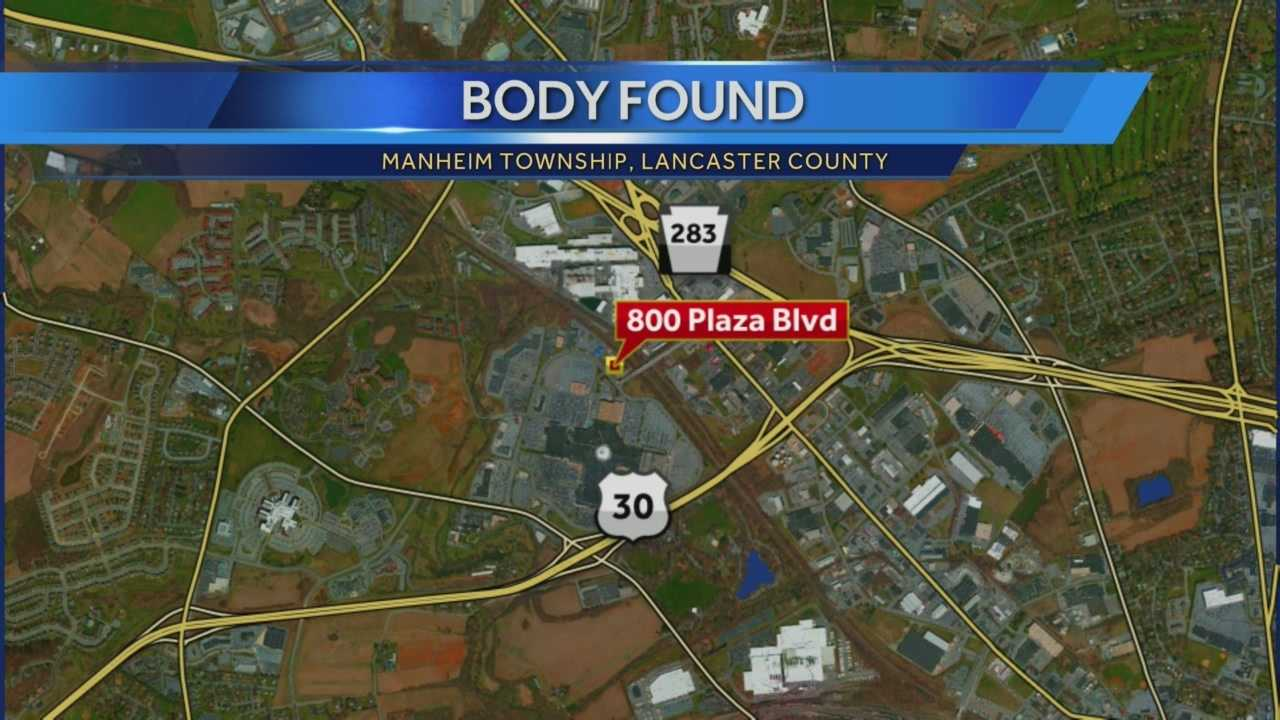 3.28.14 BODY FOUND LANCASTER MAP