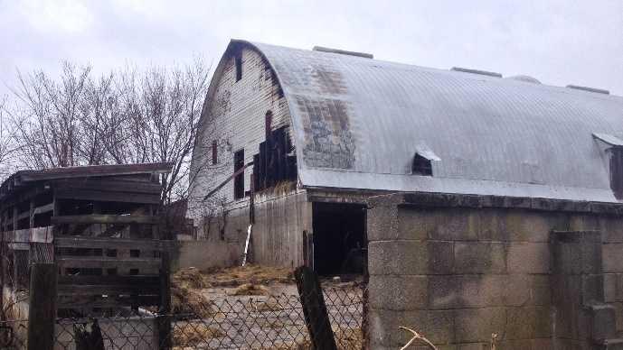 3.30.14Adams County Barn Fire