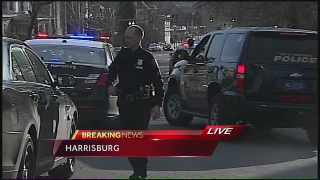 Breaking News: Shots fired in Harrisburg 3.31.14