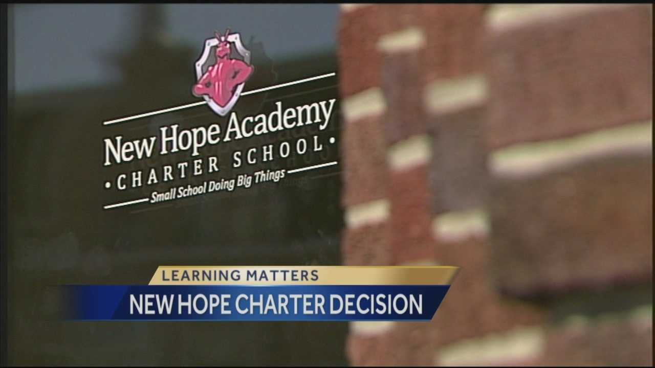 New Hope Charter School 4.5.14