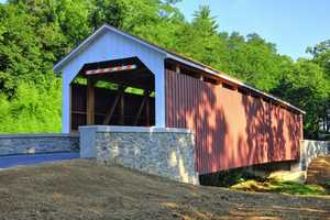1: The Susquehanna Valley is home to 17 of the oldest covered bridges in the country.