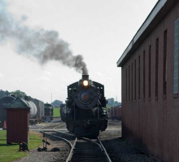 20:In 1832, the Strasburg Rail Road was incorporated by a special Act of the Pennsylvania Legislature and was an integral part of Central Pennsylvania's transportation network. Image:https://creativecommons.org/licenses/by-nd/2.0/