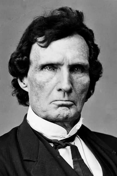 19:Congressman Thaddeus Stevens, who was a strong advocate for equal rights, lived periods of his life in York, Gettysburg and Lancaster. He chose to be buried in Shreiner's Cemetery in Lancaster, one of the only burial grounds in the area at that time without restrictions on race.
