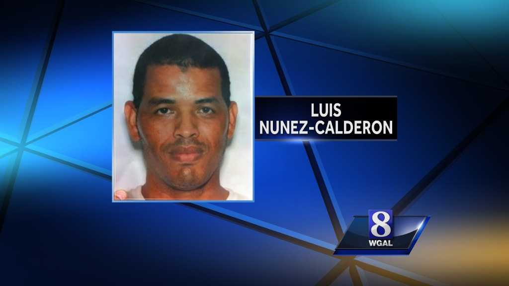 State Police are looking for Luis Nunez-Calderon.