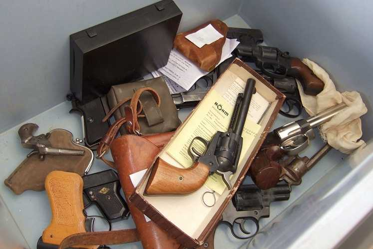 4. Pa. does not require reporting lost or stolen guns to law enforcement.