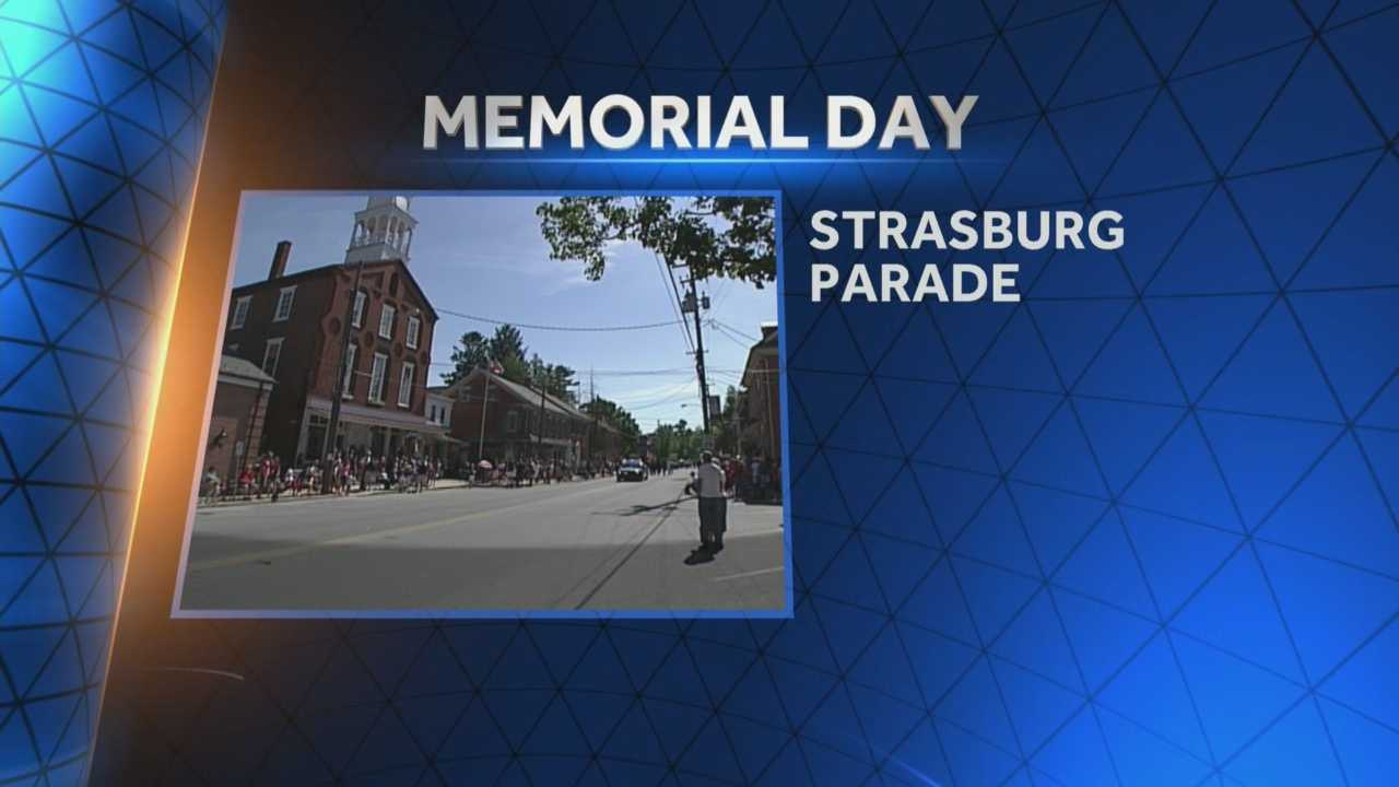 Around the Susquehanna Valley, Pennsylvanians take a moment to honor those who made the ultimate sacrifice.