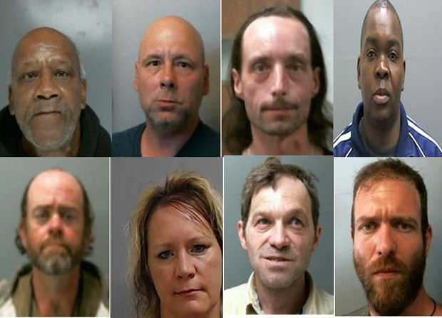 Pennsylvannia sex offenders